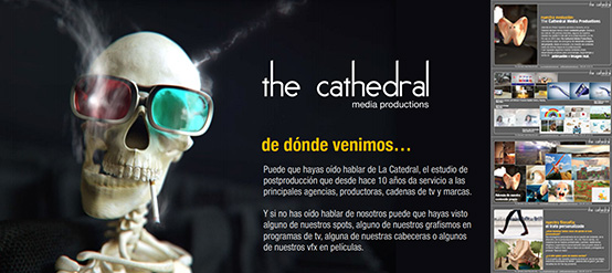 Dossier The Cathedral Media Productions